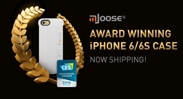 PRESS RELEASE: mJoose Announces Availability of Innovative Smartphone Case