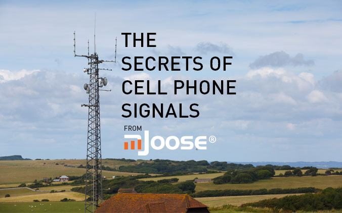 The Secrets of Cell Phone Signals