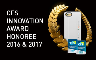 PRESS RELEASE: mJoose Smartphone Case Awarded Four CES 2017 Innovation Awards